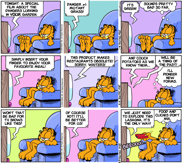 Exquisite Garfield