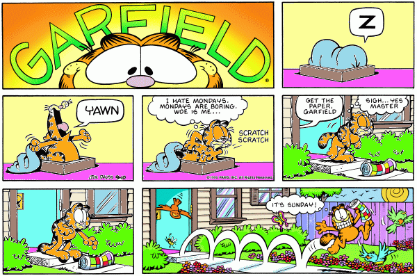 Ted Turner's Garfield