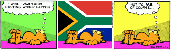 On This Date: South Africa